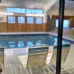 Bolton Valley sports complex pool