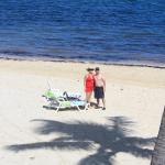 Beach at Sugar Beach