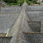View from a bell tower.