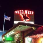 Wild West Pizzeria Sign