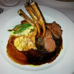 Lahaina Grill:  Kona Coffee Rack of Lamb