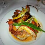 Lahaina Grill:  Oh, My G-d Lobster w/foie gras