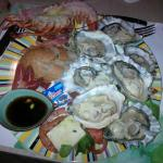 My SeaFood selection