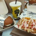 Mister Gee Burger Truck
