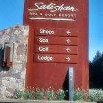 Salishan Spa and Resort Golf Shop