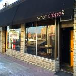 The Crepe Bistro Lounge where What Crepe used to be