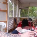 Inside of Coletta's dining area