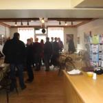get together for the Wotton Under Edge chamber of trade Breakfast
