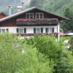 Hotel von der Brücke