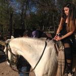 Ruta a caballo en Picadero El Cortijillo