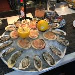 West Coast Oysters and Cherrystone Clams