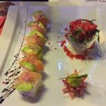 Plat du Jour Tori Sushi