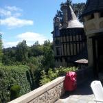 Queens Balcony view