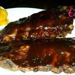 Hickoked baked ribs $14.95