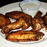 Wings special 35 cents