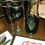 Carafe of wine