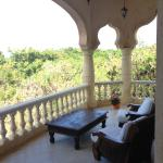 Gorgeous balcony!