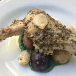 Roasted Airline Chicken Breast