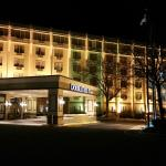 Hotel Front for DoubleTree by Hilton Hotel Princeton