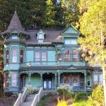 Shelton-McMurphy-Johnson House, Eugene