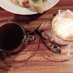 Cappucino & kopi tubruk