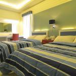 La Luna with twin beds