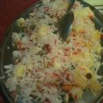 Indian rice !