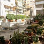 Use the rooftop garden as your office!