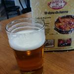 Waiting beer
