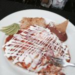 Hotel Breakfast-Huevos Rancheros
