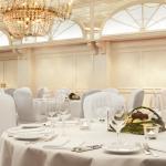 Europasaal Banquet Setup