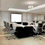 Meeting Room U Shape Setup