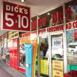 Historic Downtown in Branson, Missouri - Dick's