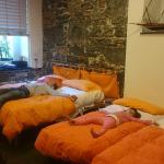La camera arancione