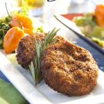 Crabcakes At Boathouse Restaurant