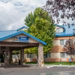 BEST WESTERN PLUS Eagle Lodge & Suites Entrance