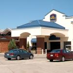Foto de BEST WESTERN Valley Plaza Inn