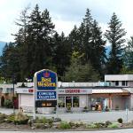 Foto de BEST WESTERN Cowichan Valley Inn