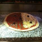 Pizza esmeralda