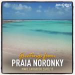 Praia Noronky... bellissima