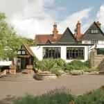 BEST WESTERN Webbington Hotel and Spa