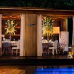 Reception Setup Cabana