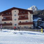 Hotel Serena on the slopes