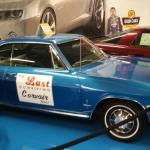 Last corvair built