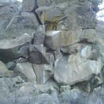 beautiful river rocks