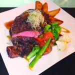 Luna Maya Signature Steak