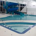 """""""Enjoy our salt water Whirlpool open daily at 6:00AM"""""""