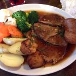 Nice Beef Carvery.