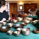 Singing Bowls practise