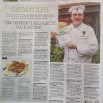 Chef Gustavo's interview